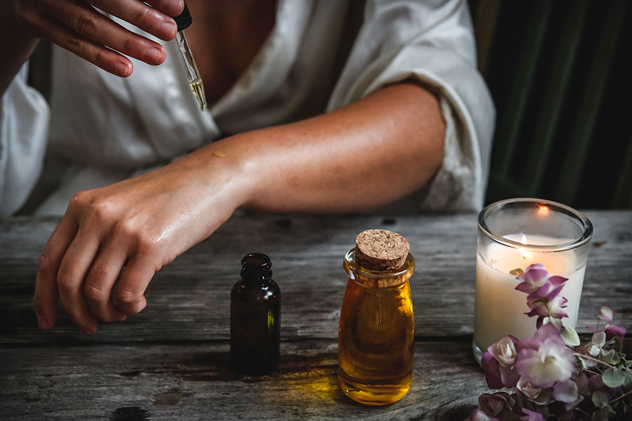 Pourquoi utiliser l'huile vergeture pendant la grossesse ?