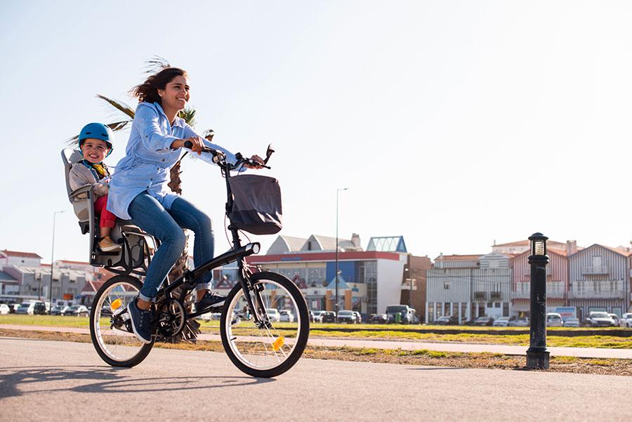 Comment choisir le siège de vélo pour Bébé?