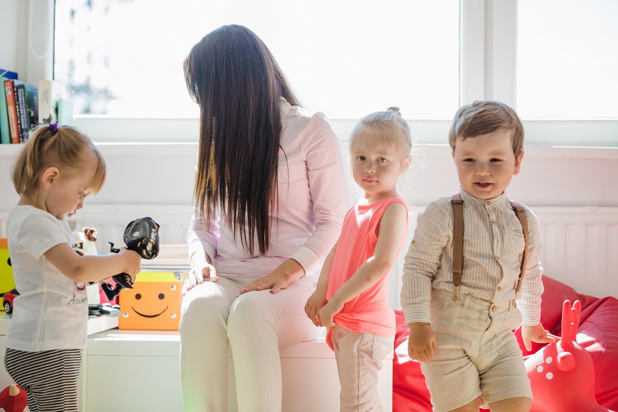 Légère hausse des coûts de garde d'enfant en 2021