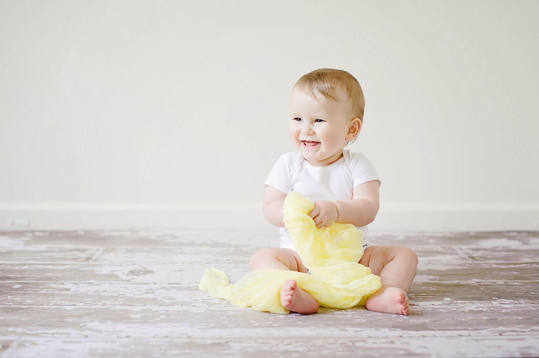 Éveil de bébé: bien stimulerson développement selon son âge