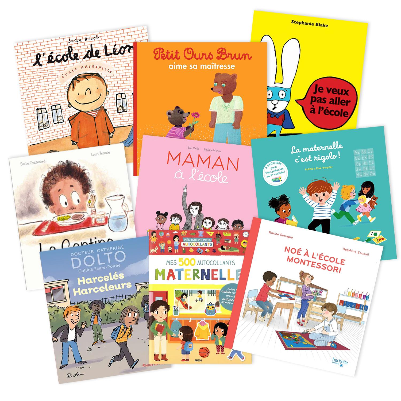 Découvrez notre sélection de livres malins et pédagogiques pour que votre enfant appréhende mieux sa rentrée en maternelle et vive sereinement cette nouvelle expérience, pleine d'activités passionnantes, de nouveaux petits copains, de chants, de comptines et d'histoires…